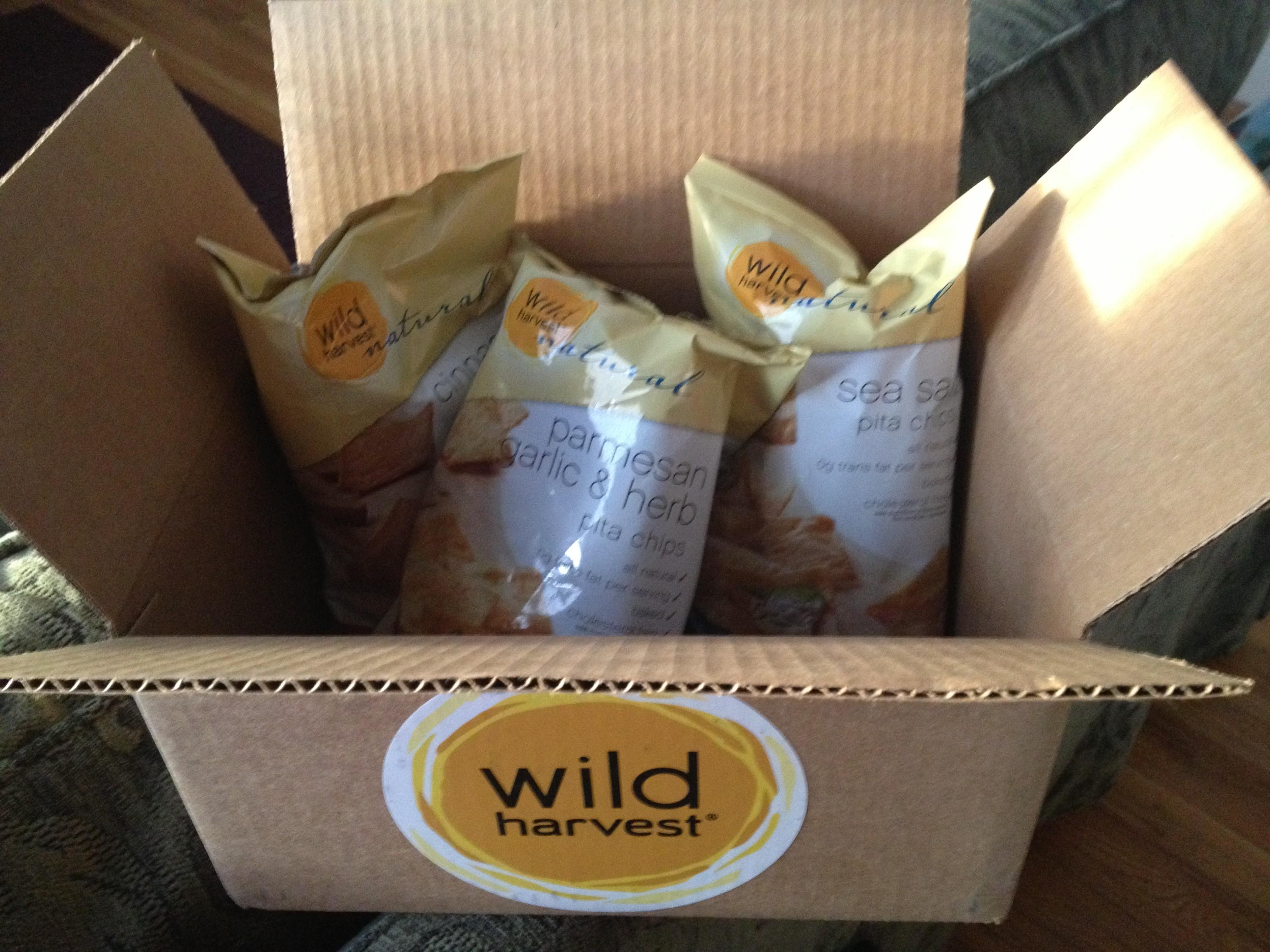 Wild Harvest Pita Chips
