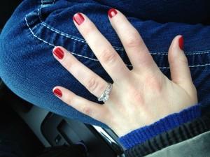 festive nails