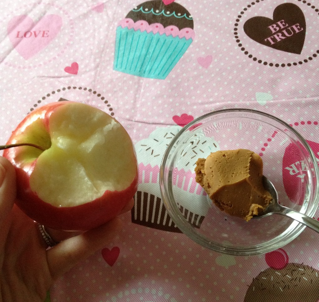apple with pb