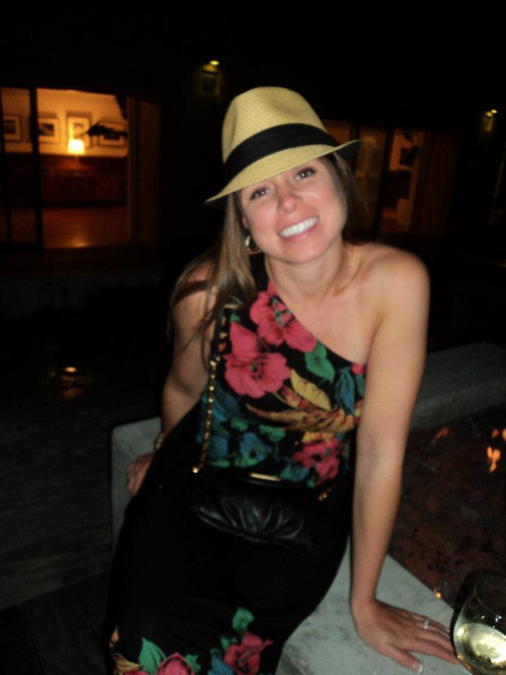 Becky in Cali
