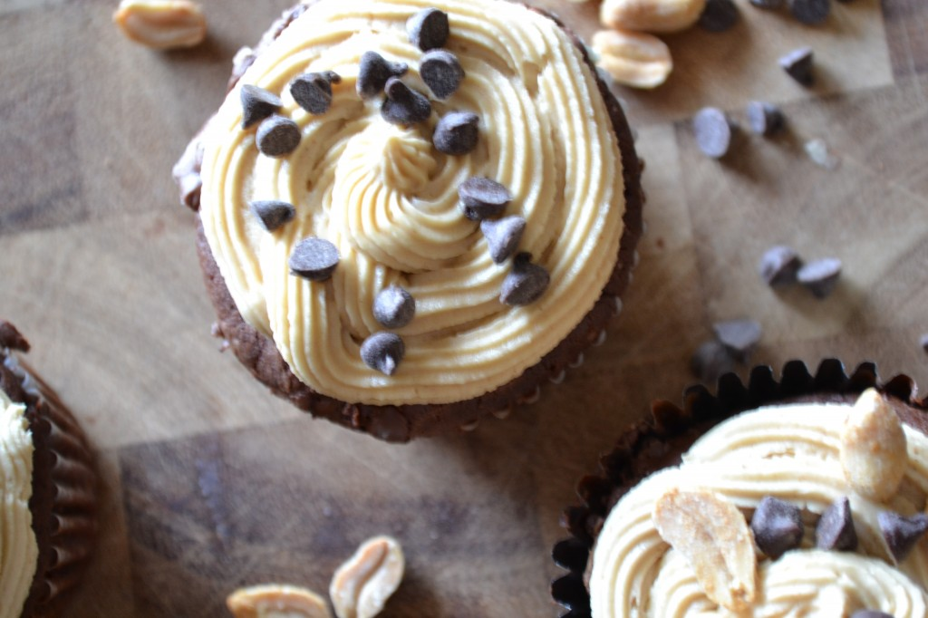 Chocolate-Truffle Cupcakes 3
