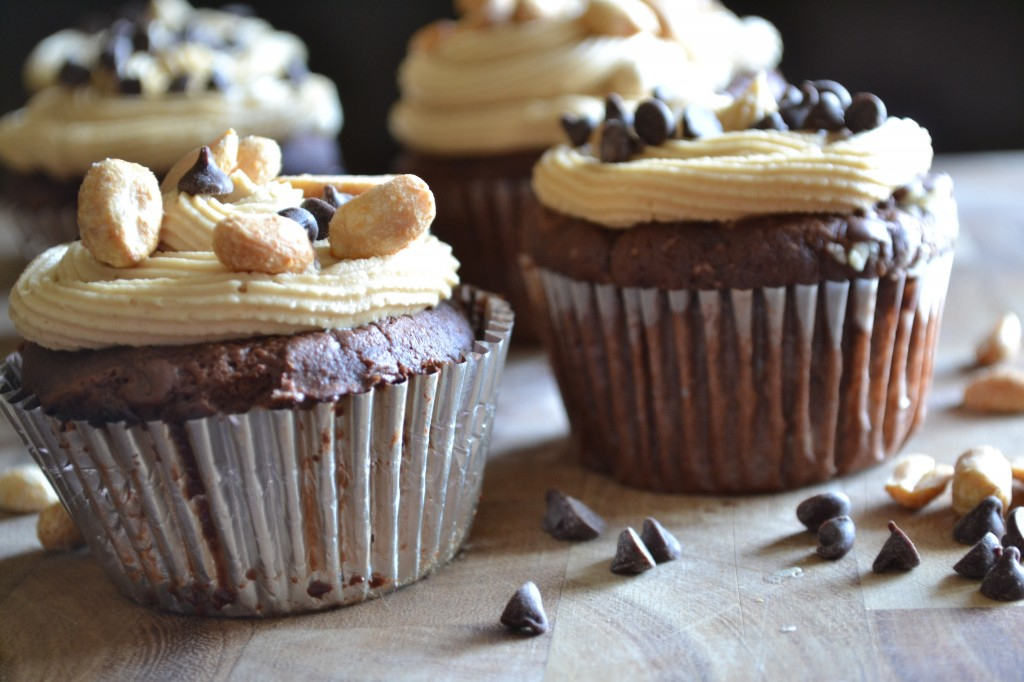 Chocolate-Truffle Cupcakes 4