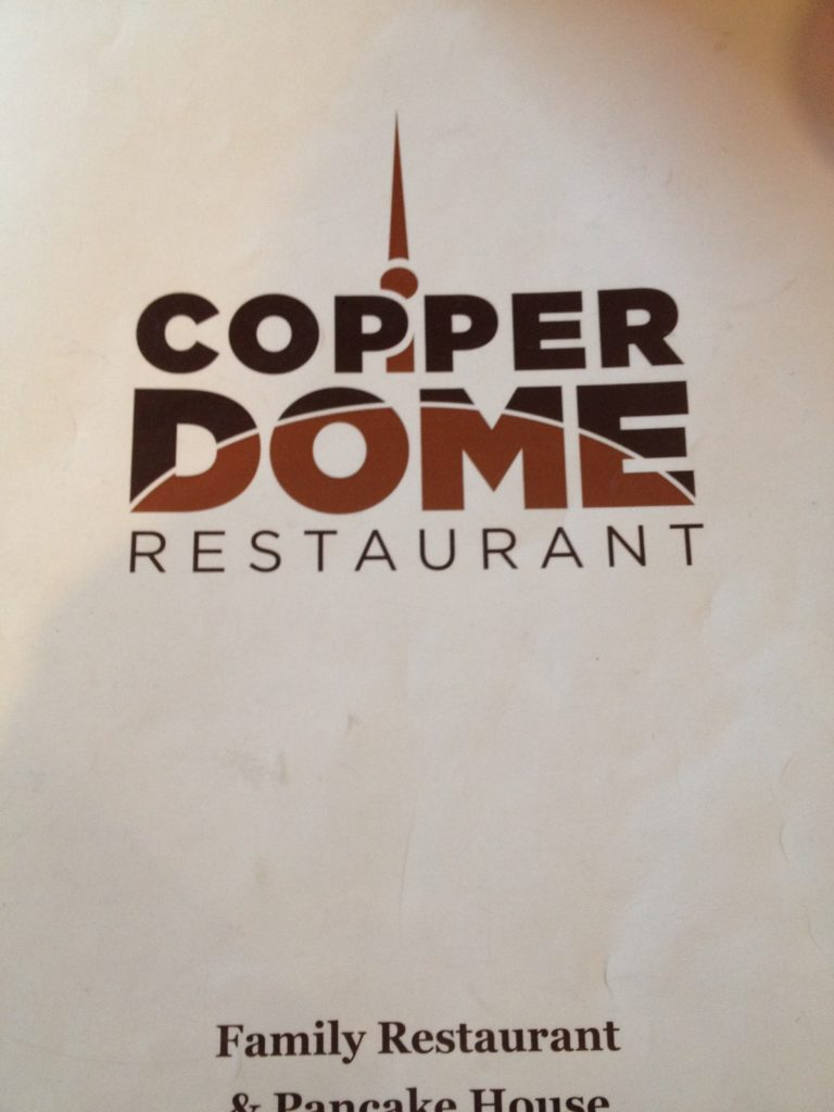 copper dome